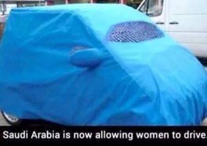 Saudi Arabia allowing women to drive